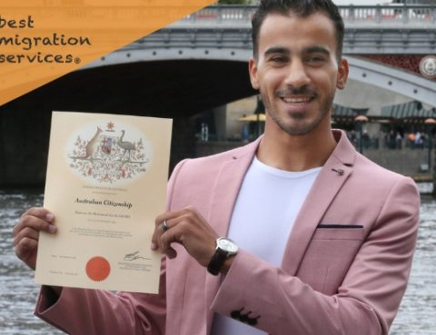 BMS - Refugee footballer Hakeem al-Araibi becomes an Australian citizen