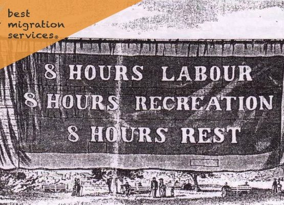 Happy Labour/Canberra/Eight Hours Day