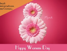 Best Migration Services - Happy International Woman's Day 2019