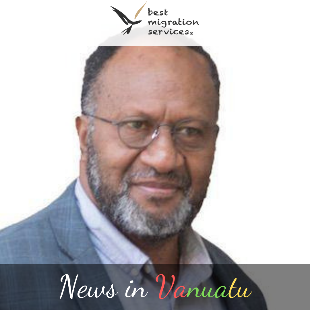 BMS - Vanuatu PM to visit China