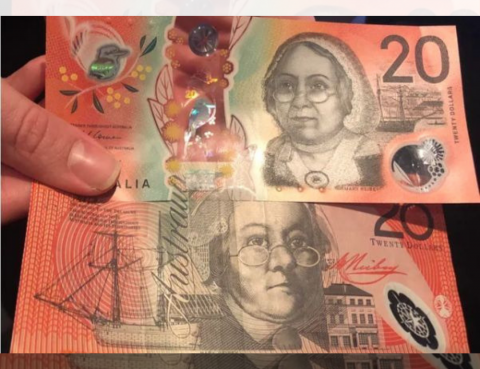 REVEALED: A first look at Australia's new $20 note - Best Migration Services
