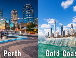 News Alert: Perth and Gold Coast Are Now Part of Regional Australia 11