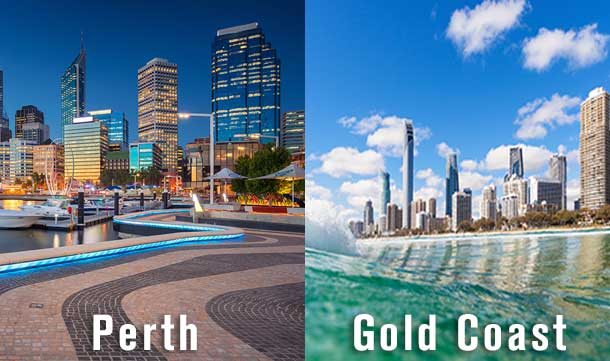 News Alert: Perth and Gold Coast Are Now Part of Regional Australia 1