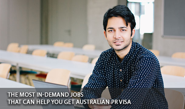 The Most in-demand jobs that can help you get Australian PR Visa 1