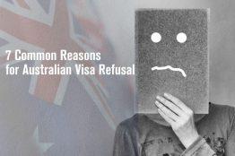 7 Common Reasons for Australian Visa Refusal 5