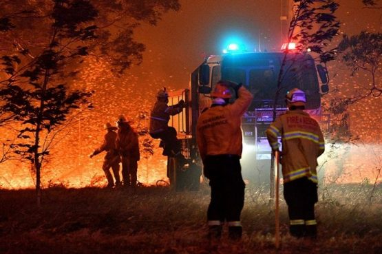 [Press Release] BMS Australia Offers Condolences to The Martyrs of Wild Bush Fires        4