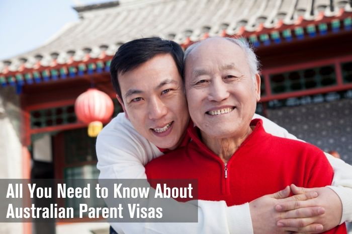 All You Need to Know About Australian Parent Visas 1