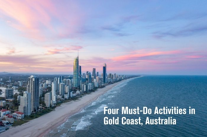 Four Must-Do Activities in Gold Coast Australia 1